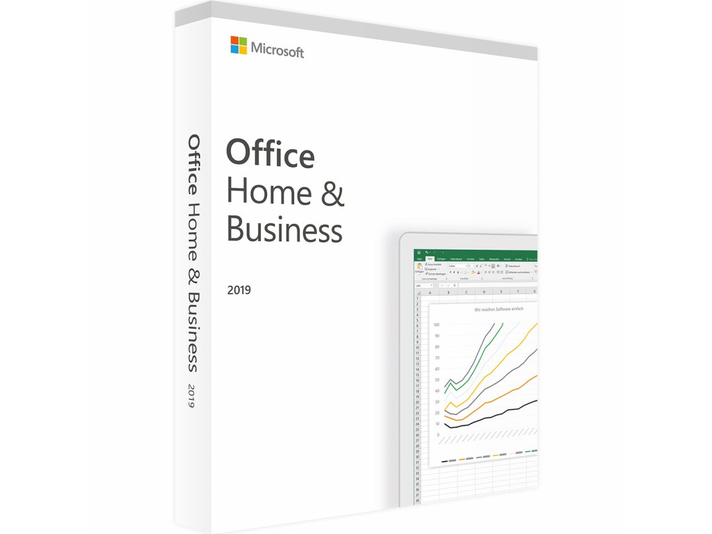 Office 2019 Home and Business ESD