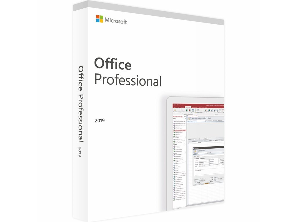 Office 2019 Professional ESD